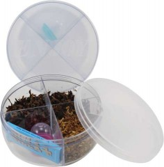 Enjoy Jar – 4 compartment container